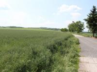 pohled od východu - Prodej pozemku 23744 m², Pchery