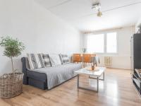 obývací pokoj - Prodej bytu 3+1 v osobním vlastnictví 69 m², Kladno