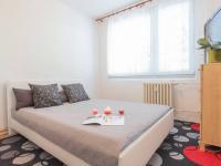 1. ložnice - Prodej bytu 3+1 v osobním vlastnictví 69 m², Kladno