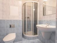 Koupelna - Prodej bytu 1+kk v osobním vlastnictví 30 m², Praha 3 - Žižkov