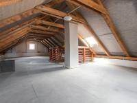 Prostor půdy - Prodej domu v osobním vlastnictví 152 m², Třebichovice