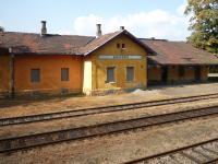 Stanice Zavidov, trať Rakovník - Kralovice. - Prodej pozemku 3000 m², Zavidov