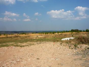 Výhled směr Rakovník,  - Prodej pozemku 3000 m², Zavidov