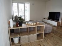 obývací pokoj - Prodej bytu 2+kk v osobním vlastnictví 55 m², Kladno