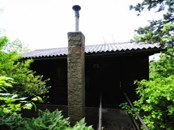 Do chaty se chodí z boku - Prodej chaty / chalupy 60 m², Roztoky