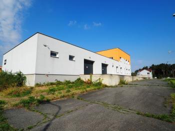 Prodej komerčního objektu 2489 m², Kladno
