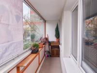 lodžie - Prodej bytu 3+1 v osobním vlastnictví 76 m², Praha 6 - Řepy