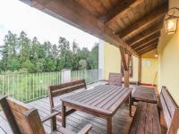 2.NP_terasa - Prodej domu v osobním vlastnictví 1100 m², Jarošov nad Nežárkou