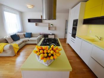 Prodej bytu 3+kk v osobním vlastnictví, 66 m2, Slaný