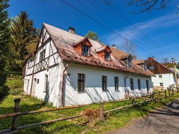 Chata na prodej, Jáchymov