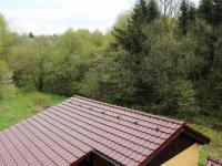 pohled z balkonu - Prodej chaty / chalupy 114 m², Chřenovice