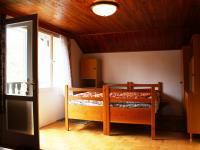 ložnice s balkonem - Prodej chaty / chalupy 114 m², Chřenovice