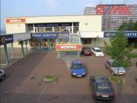 Pronájem obchodních prostor 1068 m², Ústí nad Labem