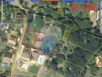 Prodej pozemku 982 m², Ústí nad Labem