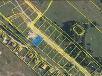 umístění pozemku v katastrální mapě (Prodej domu v osobním vlastnictví 118 m², Přestanov)