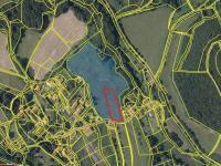 Prodej pozemku 4000 m², Hlinná