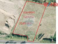 Prodej pozemku 2545 m², Chuderov