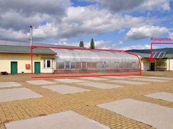 Pronájem malého objektu 135 m², Teplice