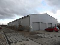 Prodej komerčního objektu 1240 m², Louny