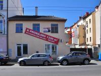 Pronájem komerčního objektu 1344 m², Teplice