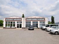 Pronájem obchodních prostor 950 m², Most