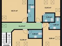 3NP - Prodej penzionu 558 m², Ústí nad Labem