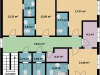 2NP - Prodej penzionu 558 m², Ústí nad Labem