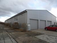 Prodej skladovacích prostor 1240 m², Louny