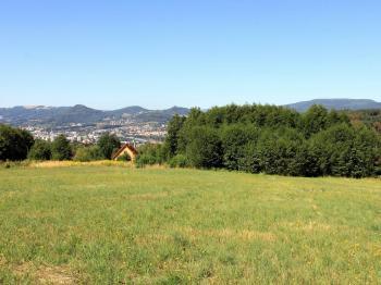 Prodej pozemku 1100 m², Děčín