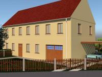 Prodej domu v osobním vlastnictví 180 m², Velké Chvojno