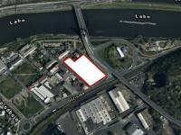 Pronájem pozemku 9162 m², Ústí nad Labem