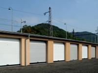 Pronájem garáže 22 m², Povrly