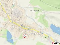 Prodej pozemku 1051 m², Chabařovice