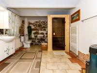 koupelna v přízemí - Prodej chaty / chalupy 404 m², Staré Křečany