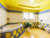 koupelna ve 2. podlaží - Prodej domu v osobním vlastnictví 415 m², Děčín