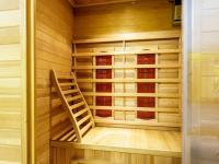 sauna v posilovně - Prodej domu v osobním vlastnictví 415 m², Děčín