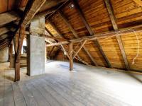půda - krovy - Prodej domu v osobním vlastnictví 415 m², Děčín