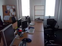 vedlejší kancelář - Pronájem kancelářských prostor 120 m², Ústí nad Labem