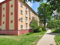 zadní část domu - Pronájem bytu 2+1 v osobním vlastnictví 54 m², Most