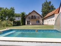 celkový pohled - Prodej domu v osobním vlastnictví 395 m², Psáry