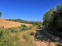 pohled na údolí - Prodej pozemku 1588 m², Malé Žernoseky
