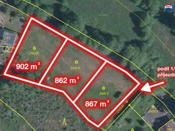 Prodej pozemku 867 m², Nejdek