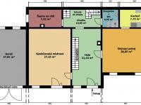 Prodej domu v osobním vlastnictví 185 m², Úštěk