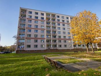 Prodej bytu 1+1 v osobním vlastnictví 40 m², Velké Březno