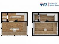 Prodej komerčního objektu 23 m², Povrly