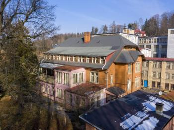 Prodej domu v osobním vlastnictví 450 m², Krásná Lípa