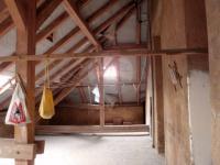 půda (Prodej bytu 1+1 v osobním vlastnictví 46 m², Praha 4 - Nusle)