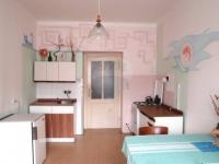 kuchyň1 (Prodej bytu 1+1 v osobním vlastnictví 46 m², Praha 4 - Nusle)
