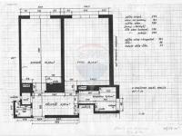 plánek bytu (Prodej bytu 1+1 v osobním vlastnictví 46 m², Praha 4 - Nusle)
