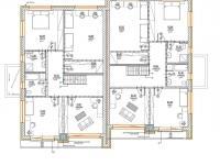 Patro domu (Prodej domu v osobním vlastnictví 216 m², Dlouhá Lhota)